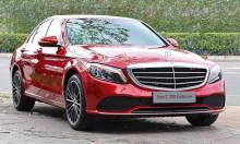 Xe Mercedes C200 Exclusive 2019 tặng 50% phí trước bạ (T11/2019)