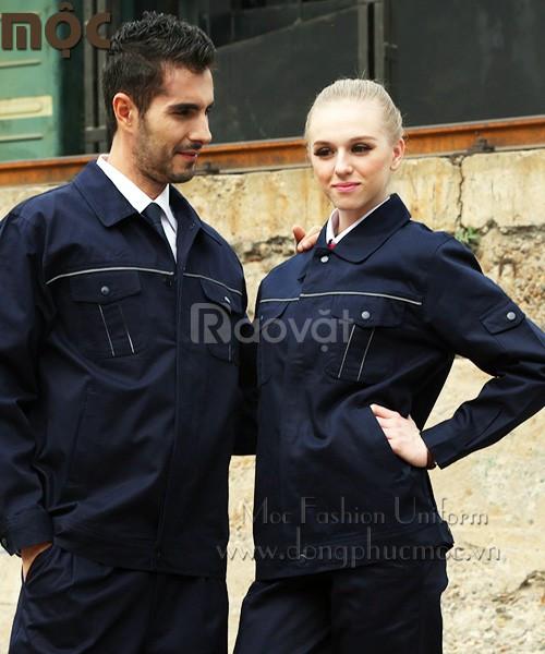 Nhận may quần áo bảo hộ lao động giá rẻ tại TP.HCM