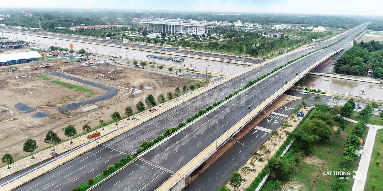 Đầu tư đất nền nền Miền Tây tại khu đô thị Vị Thanh Hậu Giang