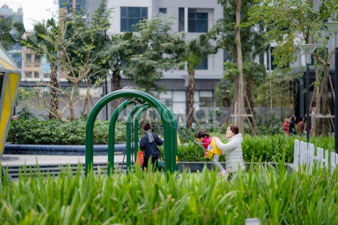 Chỉ với 2 tỷ, sở hữu căn 2 ngủ cao cấp Goldmark City, 136 Hồ Tùng Mậu.