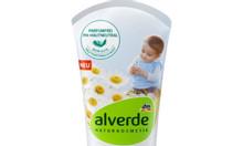 Sữa tắm gội organic Alverde dịu nhẹ cho bé(Hàng xách tay Đức)