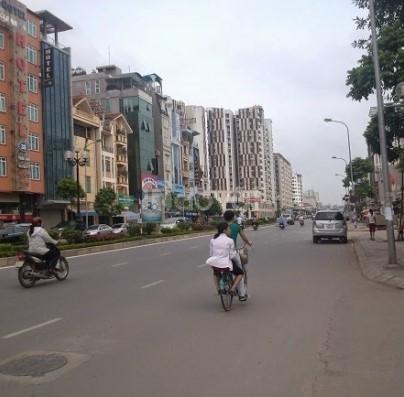 Kinh doanh sầm uất - ô tô tránh - Trung Kinh Cầu Giấy - giá 5.1 tỷ.