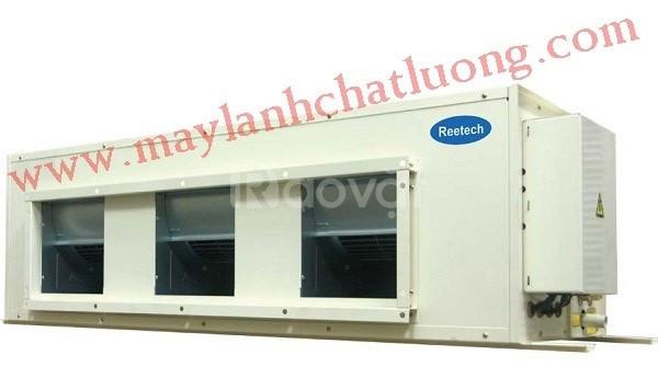 Máy lạnh giấu trần ống gió Reetech 9HP RD90-QA-A - Gas R410