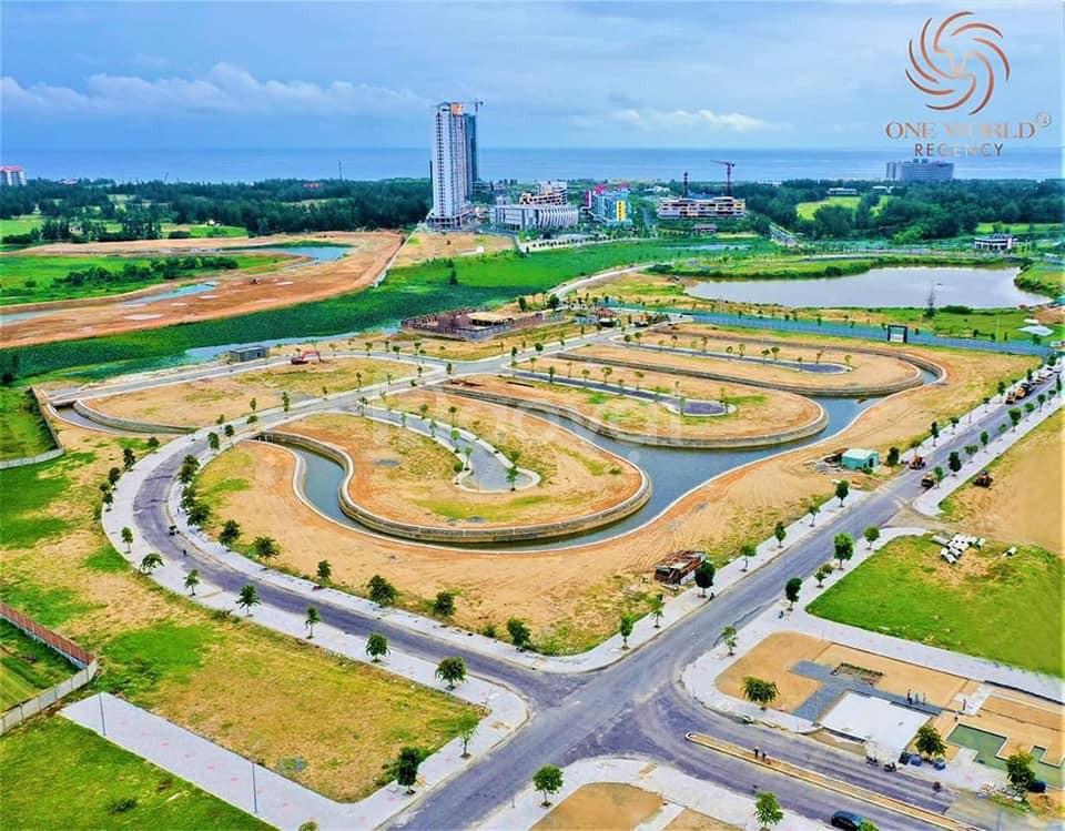 Dự án One World Regency (đất Quảng Riverside) Đà Nẵng