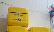 Thùng vận chuyển rác thải y tế, thùng chở rác thải lây nhiễm
