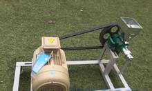 Máy nổ bỏng ngô gạo ngũ cốc chạy điện 1 pha, 2 pha, xăng, dầu