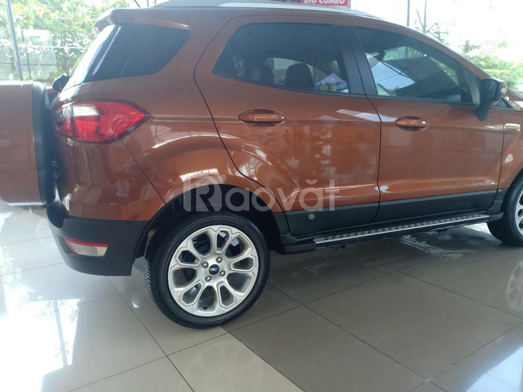 Ford Ecosport, giá tốt tặng ngay bộ quà tặng trị giá hơn 60 triệu