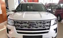Ford Explorer, giá tốt, tặng ngay phụ kiện trị giá gần 200 triệu