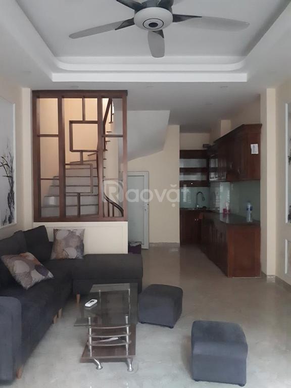 Bán nhà đẹp 35m*5T gần khu phân lô giáo viên Trần Đại Nghĩa giá 3,3 tỷ