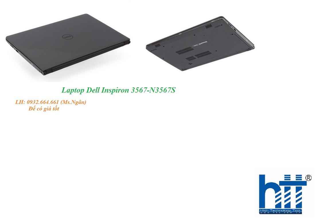 Laptop Dell Inspiron 3567-N3567S