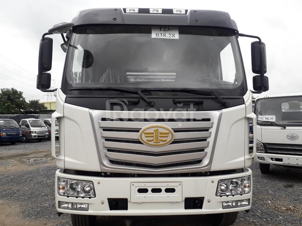 Xe tải Faw thùng dài 9m7 (ảnh 1)