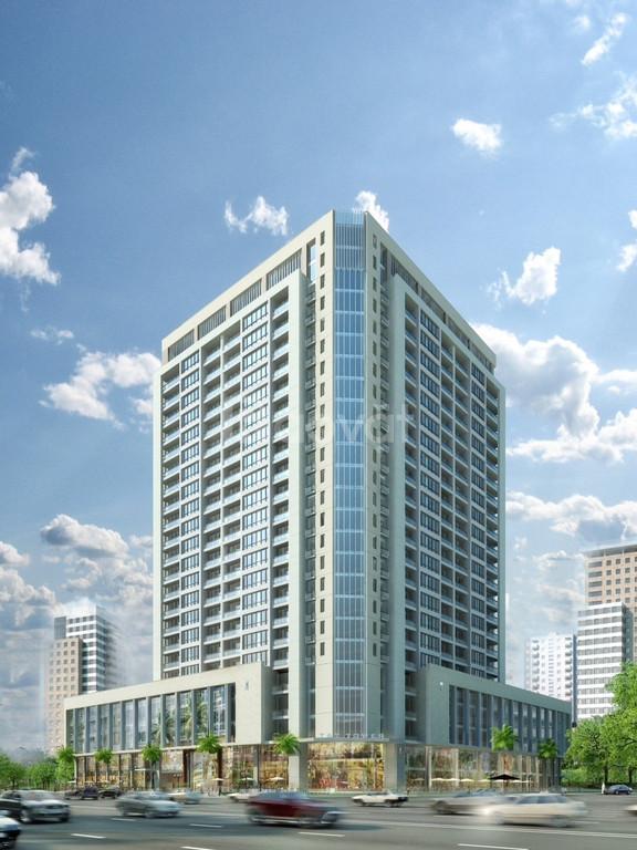Bán tòa nhà 17 tầng phố Duy Tân, 600m2, đủ giấy tờ 95 tỷ
