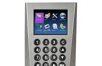 Lắp đặt kiểm soát cửa ra vào vân tay/ thẻ Ronald Jack F18 tại TPHCM.