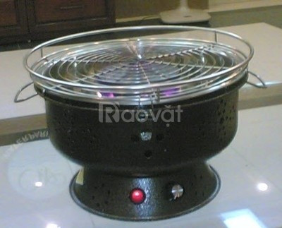 Bếp nướng than hoa không khói,bếp nướng bn300 chính hãng nam hồng