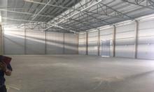Cho thuê kho xưởng 700-1200m2 khu vực Hoàng Sa, Đông Anh