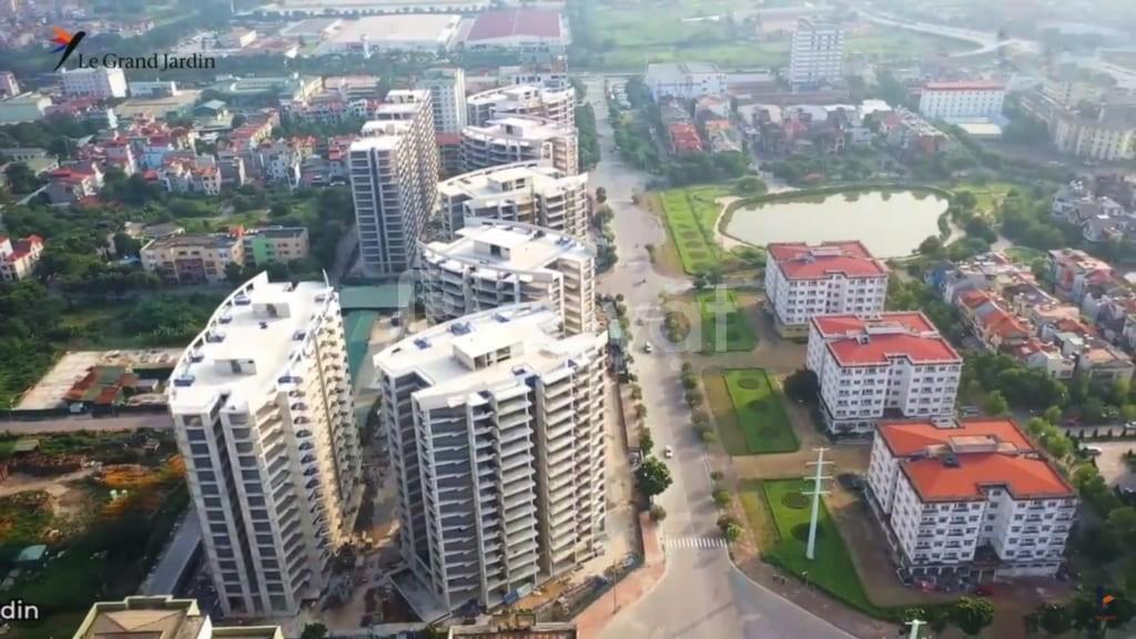 Bán căn hộ chung cư 87m2 3 ngủ KĐT Sài Đồng Long Biên