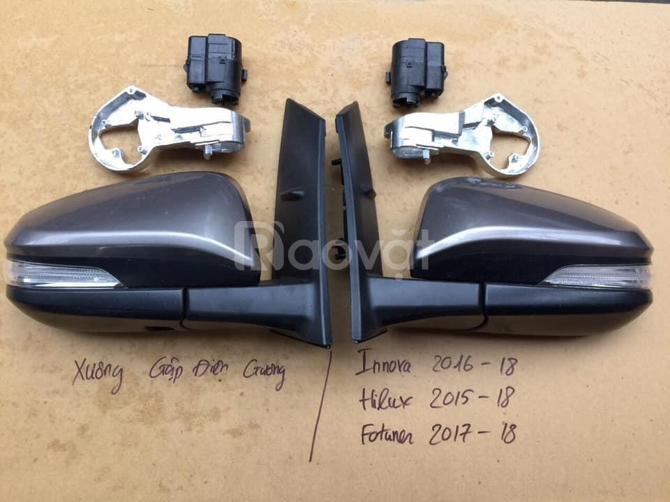 Gập gương điện tự động chuẩn Zin cho xe ô tô