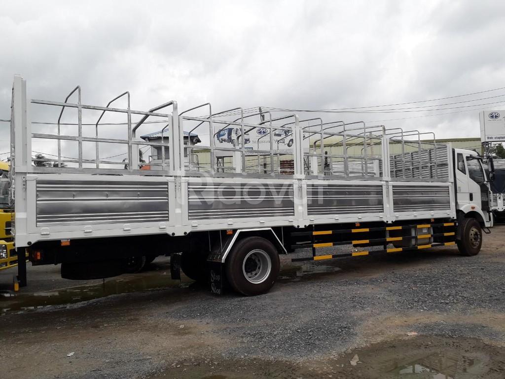 Xe tải Faw thùng dài 9m7 (ảnh 7)