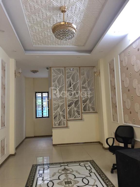 Nhà đẹp phố Tô Vĩnh Diện,Thanh Xuân, KD Ô tô sầm uất, mặt thoáng, 45m2