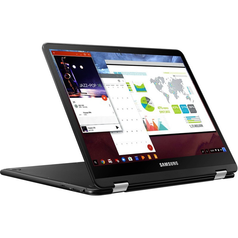 Laptop Samsung Chromebook Pro XE510C24 12.3in 32 GB đẹp