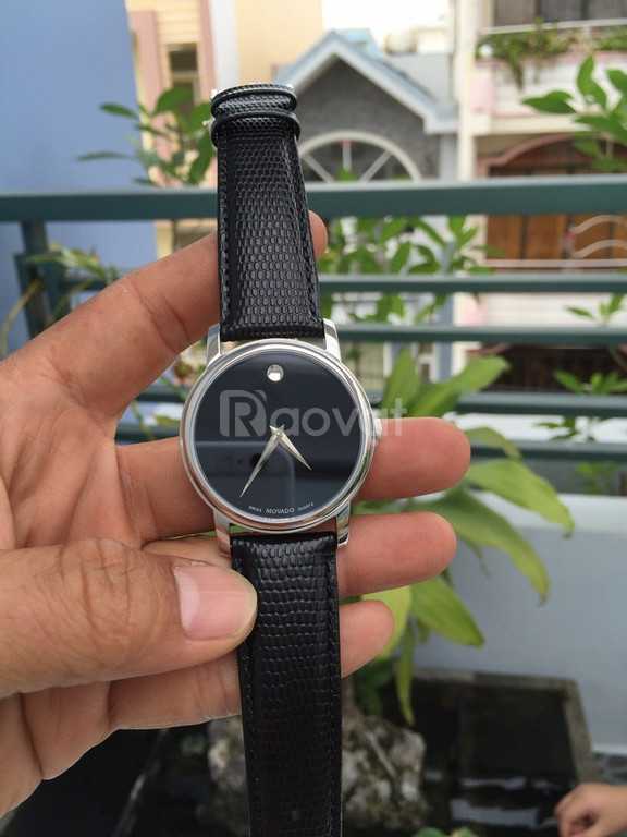 Đồng hồ Nam xách tay chính hãng Movado 2100002 – Mã: M81