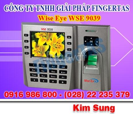Máy chấm công vân tay WSE9039, hàng cao cấp chất lượng
