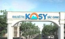 Tặng ngay ô tô 500 triệu cho KH sở hữu 2 lô Shophouse tại dự án Kosy Bắc Giang