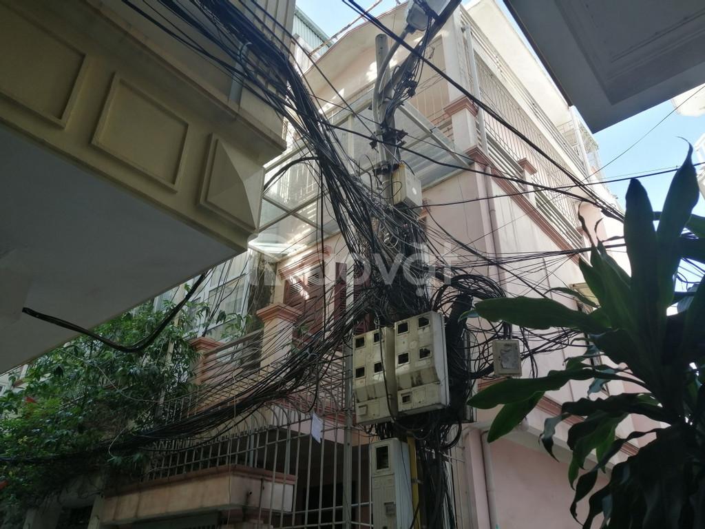Bán nhà Hoàng Hoa Thám, quận Ba Đình, giá 3.6 tỷ 4 tầng