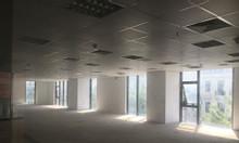 Cho thuê 1300m2 sàn thương mại tầng 2 khu Ngoại Giao Đoàn