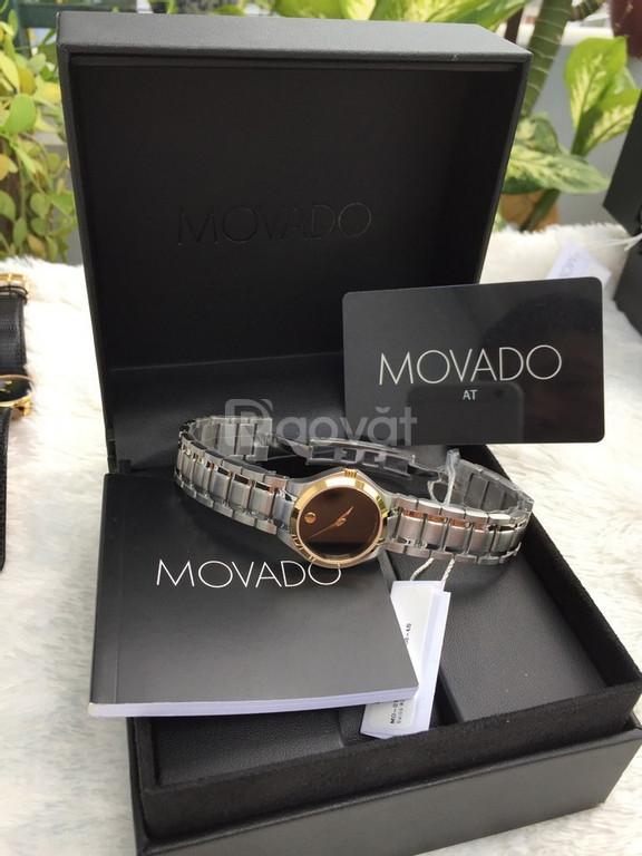 Đồng hồ Nữ xách tay chính hãng Movado 0606786 – Mã: W184