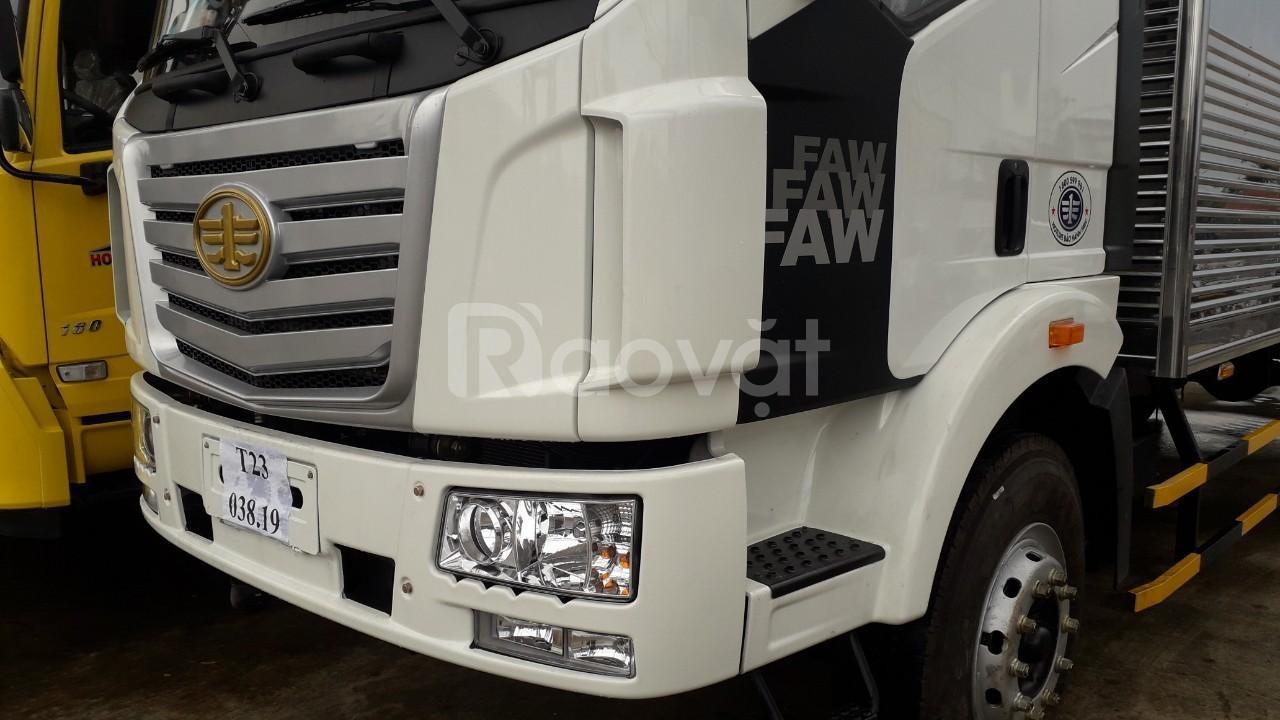 Xe tải Faw thùng dài 9m7 (ảnh 4)