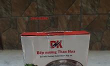 Bếp nướng than hoa âm bàn giá rẻ chất liệu inox cao cấp cho quán nướng