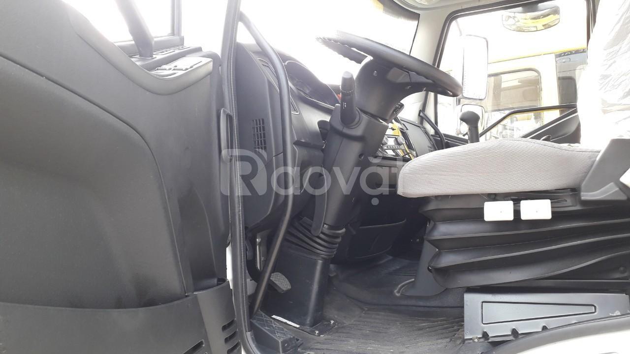 Xe tải Faw thùng dài 9m7 (ảnh 5)