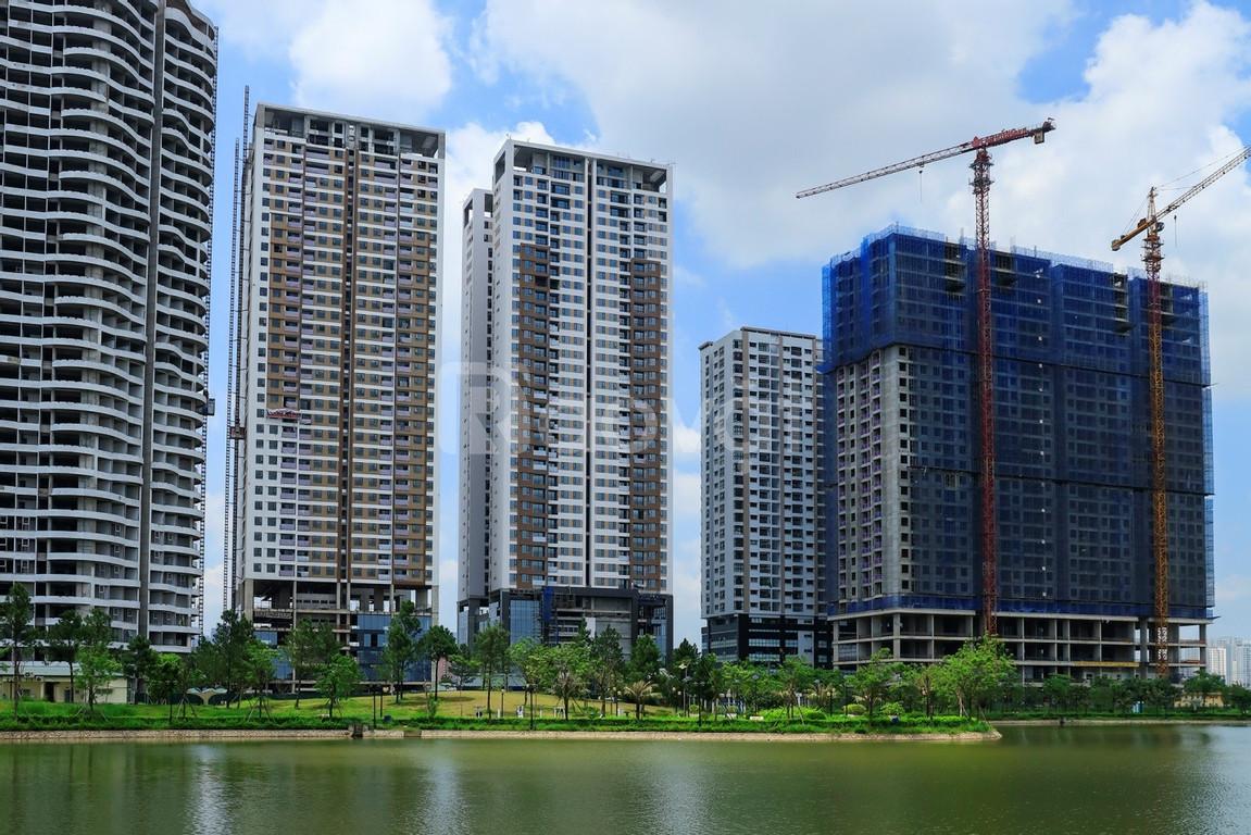 Căn góc 130m tầng 15 giá gốc view công viên tòa N03T3 Ngoại Giao Đoàn