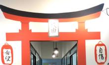 Cho thuê mặt bằng kinh doanh  120m2, lô góc, trung tâm Mỹ Đình.