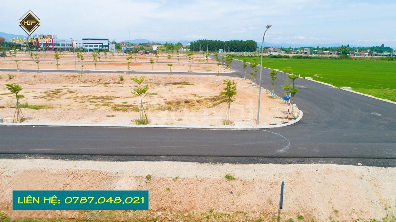 Nhanh tay đặt chỗ dự án đất nền gần sân bay Phù Cát để sở hữu lô đẹp