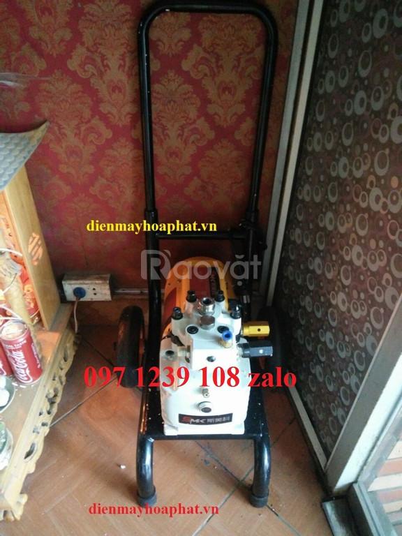 Thanh lý nhanh máy phun sơn SMK S 1650 khỏe, rẻ
