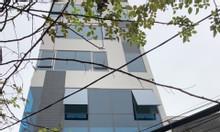 Bán nhà mặt đường Phạm Văn Đồng, Bắc Từ Liêm, HN thang máy, 7 tầng