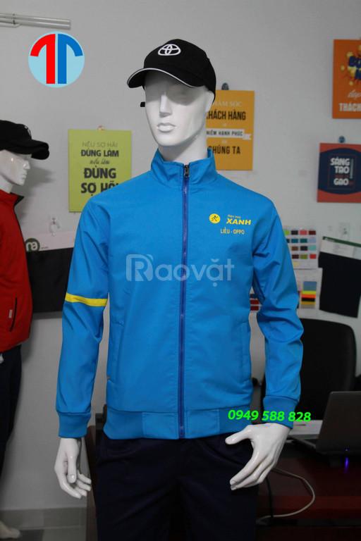 Công ty may áo khoác mùa đông uy tín giá rẻ trên toàn quốc