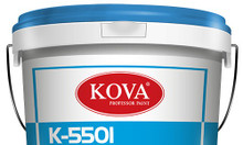 Sơn nước ngoại thất Kova K-5501 chính hãng, giá rẻ Miền Nam
