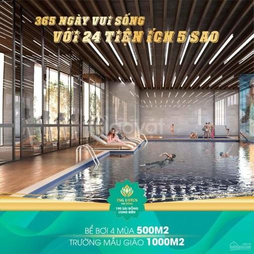 Mua căn hộ TSG Lotus Sài Đồng nhận ngay chiết khấu