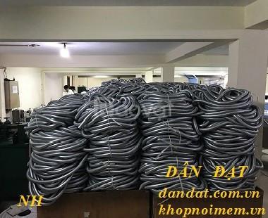 Chọn ống thép mềm luồn dây điện, ống thép luồn dây điện, ống ruột gà