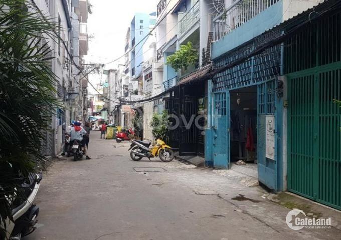 Chính chủ cần bán nhà hẻm 5m Trần Huy Liệu, 6 tầng 30m2 giá 4,8 tỷ