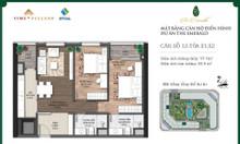 Chính chủ bán gấp căn hộ the emerald ct8 Mỹ Đình, 3pn, cắt lỗ 500tr