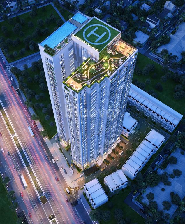 Chung cư Trung Tâm thành phố Nha Trang - 35tr/m2 , sổ đỏ lâu dài