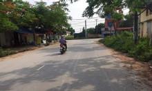 Bán 96m2 đất thôn sơn du xã Nguyên Khê đường 4,5m ngõ thông