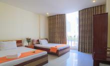Bán KS 2 sao 6 tầng, đường 10m, full nội thất tại Hà Bổng, Sơn Trà