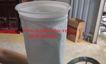 Bình túi size 2 lọc nước cấp lưu lượng 40m3/h chất liệu inox 304