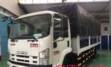 ISUZU 6T5 giá tốt, KM trc bạ, máy lạnh, 400 lít dầu, 2 vỏ xe...