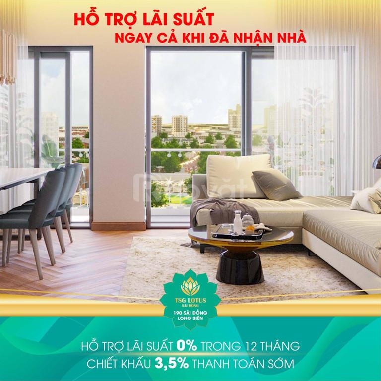 TSG Lotus Sài Đồng Tưng bừng mua nhà nhận quà đón tết.